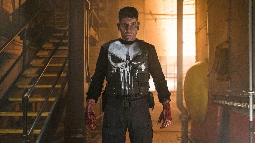 Звезда сериала «Каратель» показал вырезанную сцену первого сезона