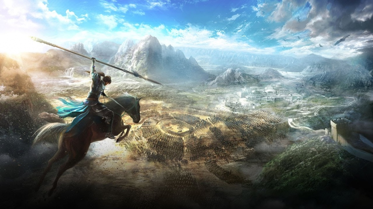 Анонсирована Dynasty Warriors9