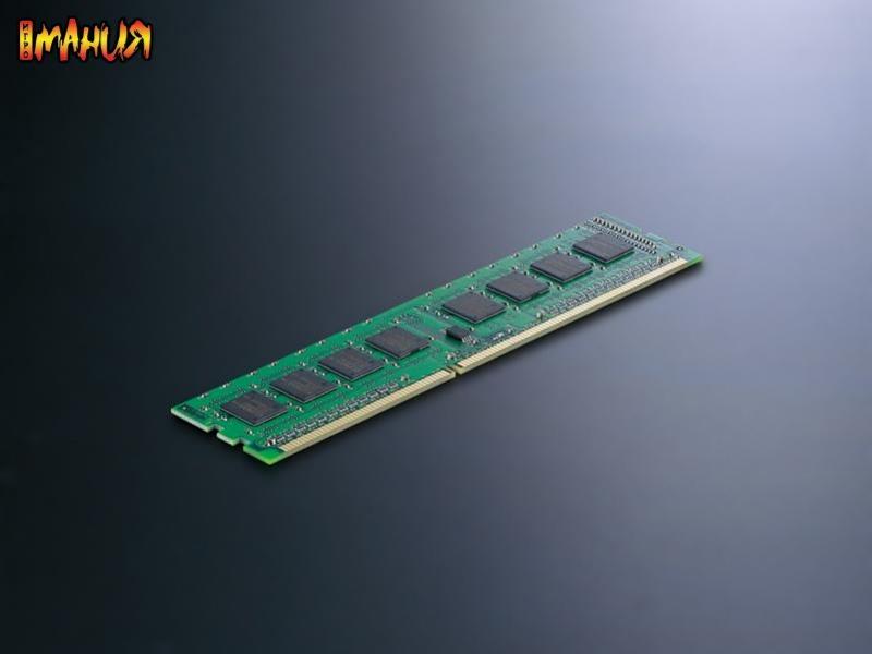 DDR3 скоро выйдет в свет