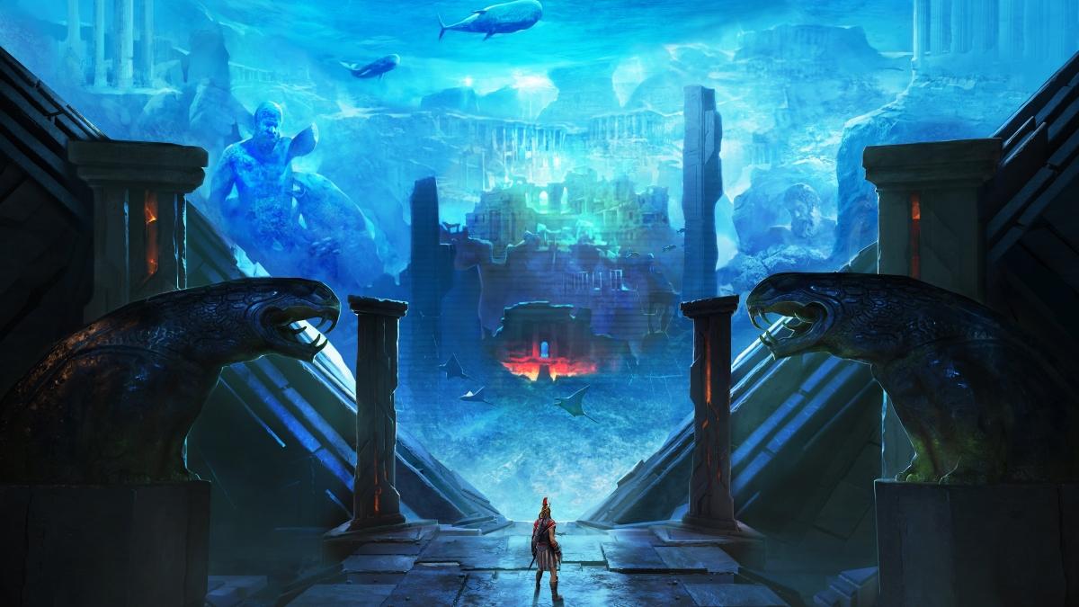 История «Судьбы Атлантиды» в Assassin's Creed Odyssey начнётся23 апреля