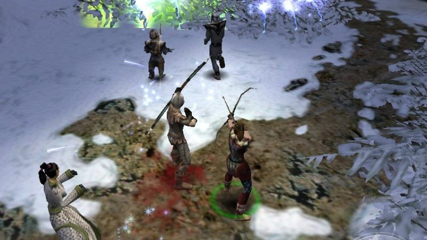 Киноверсия Dungeon Siege