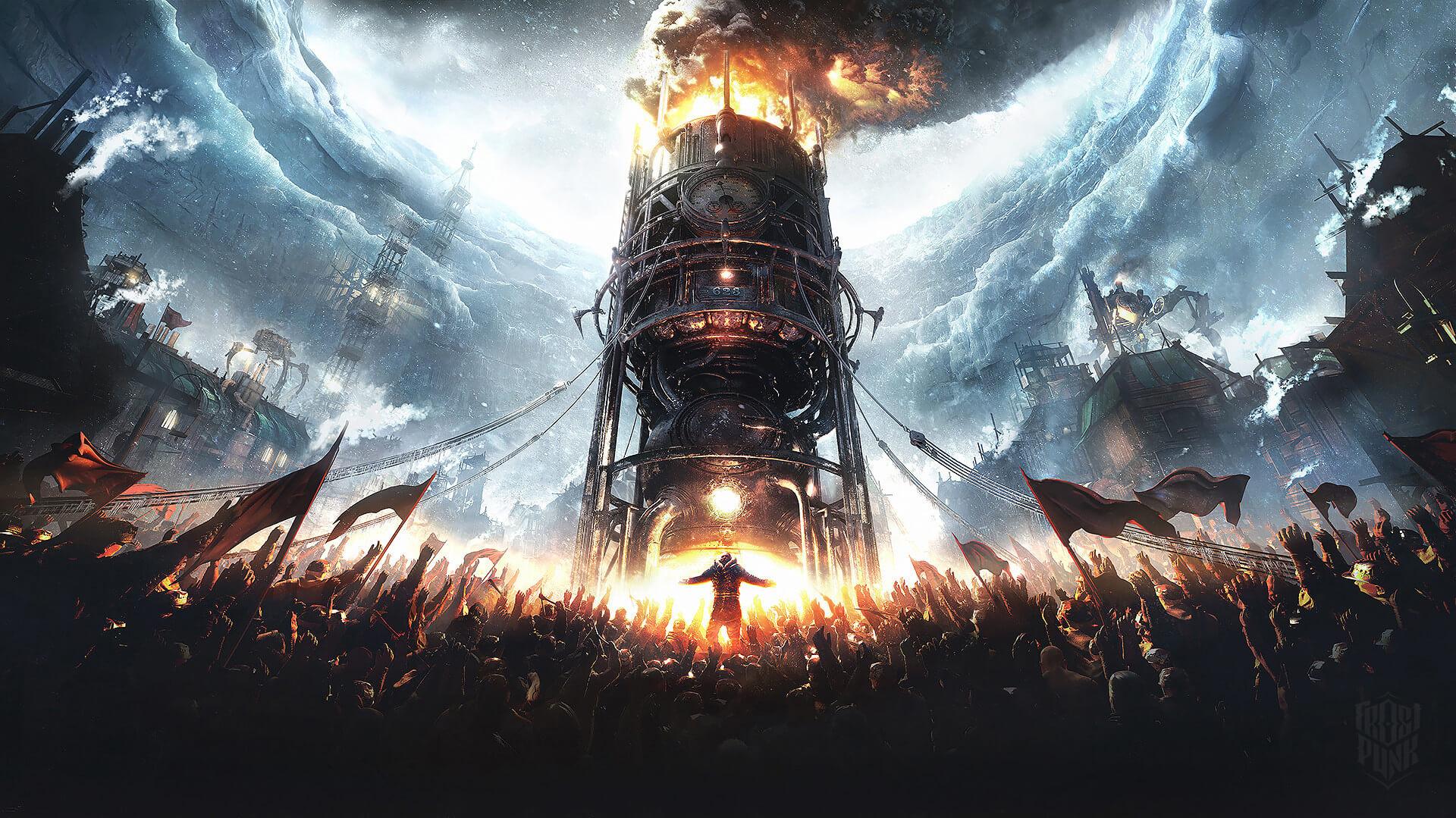 Утечка: следующей бесплатной игрой в Epic Games Store стал Frostpunk
