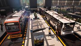 Авторы Bus Simulator21 познакомили нас с автобусами