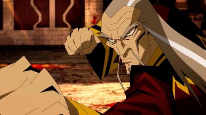 Лю Кан и Шанг Цунг сражаются в новом ролике Mortal Kombat Legends: Battle of the Realms