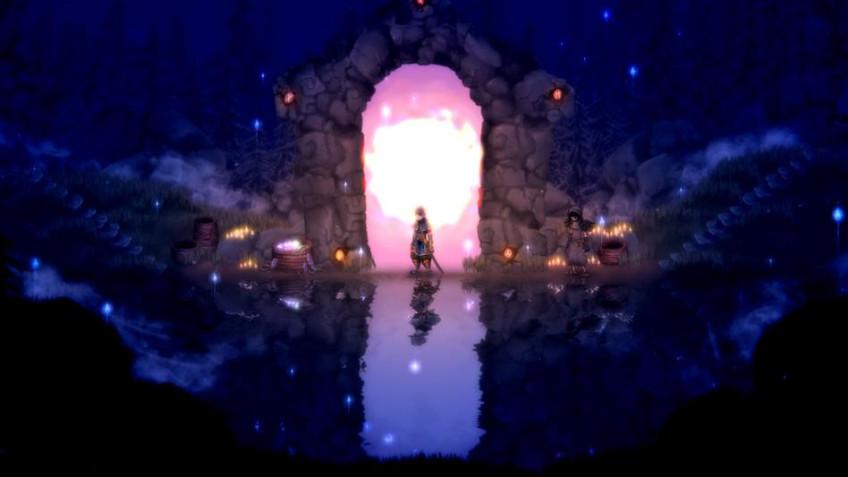 В новом трейлере Salt and Sacrifice показали игровой процесс