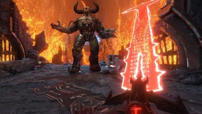 Вторжение для DOOM Eternal отменили — вместо него сделают «Орду»
