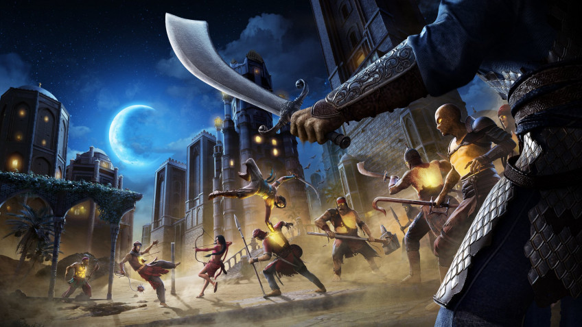 Ремейк Prince of Persia: The Sands of Time отложили на неопределённый срок