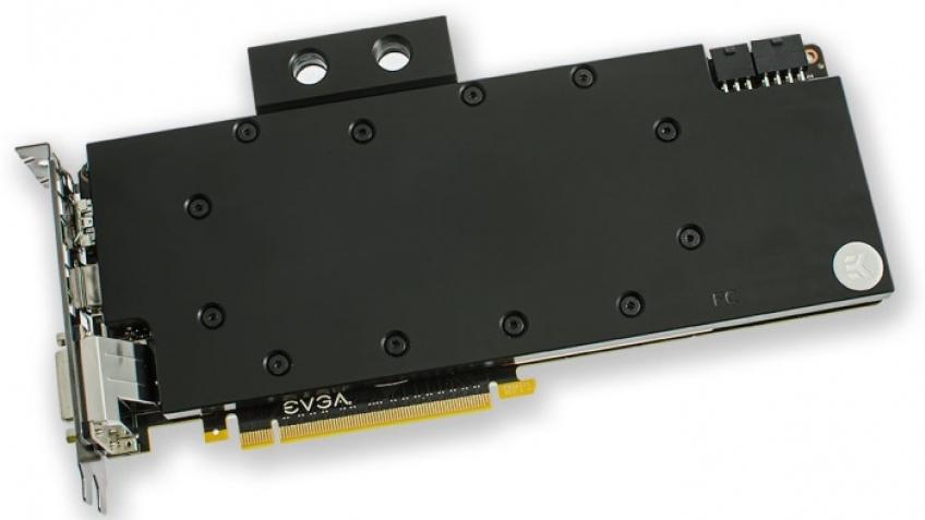 EK представила водоблок для GeForce GTX 770