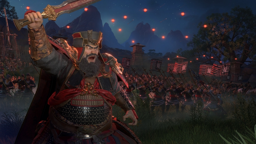 Total War: Three Kingdoms перенесли на конец весны