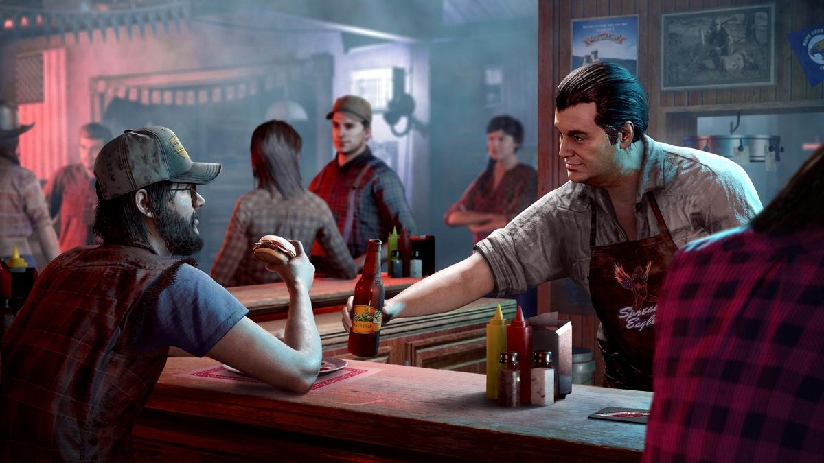 Ubisoft рассказала о пользе напарников в Far Cry5
