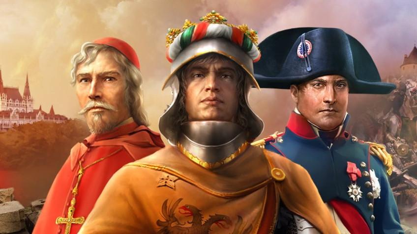 Трейлер к выходу дополнения Emperor для Europa Universalis IV