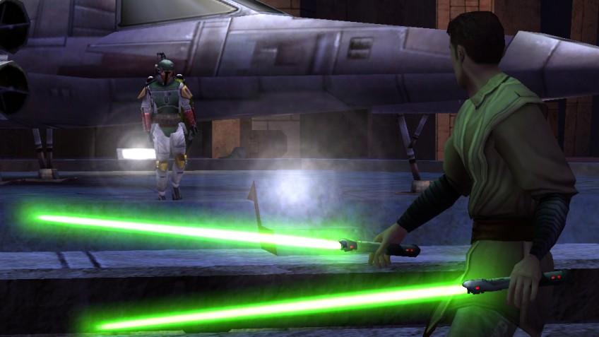 Star Wars Jedi Knight: Jedi Academy неожиданно вышла на PS4