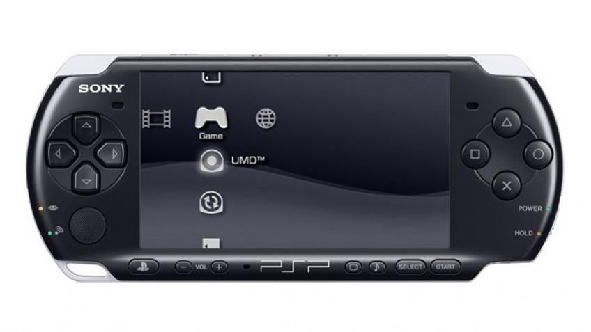 PSP-3000 официально