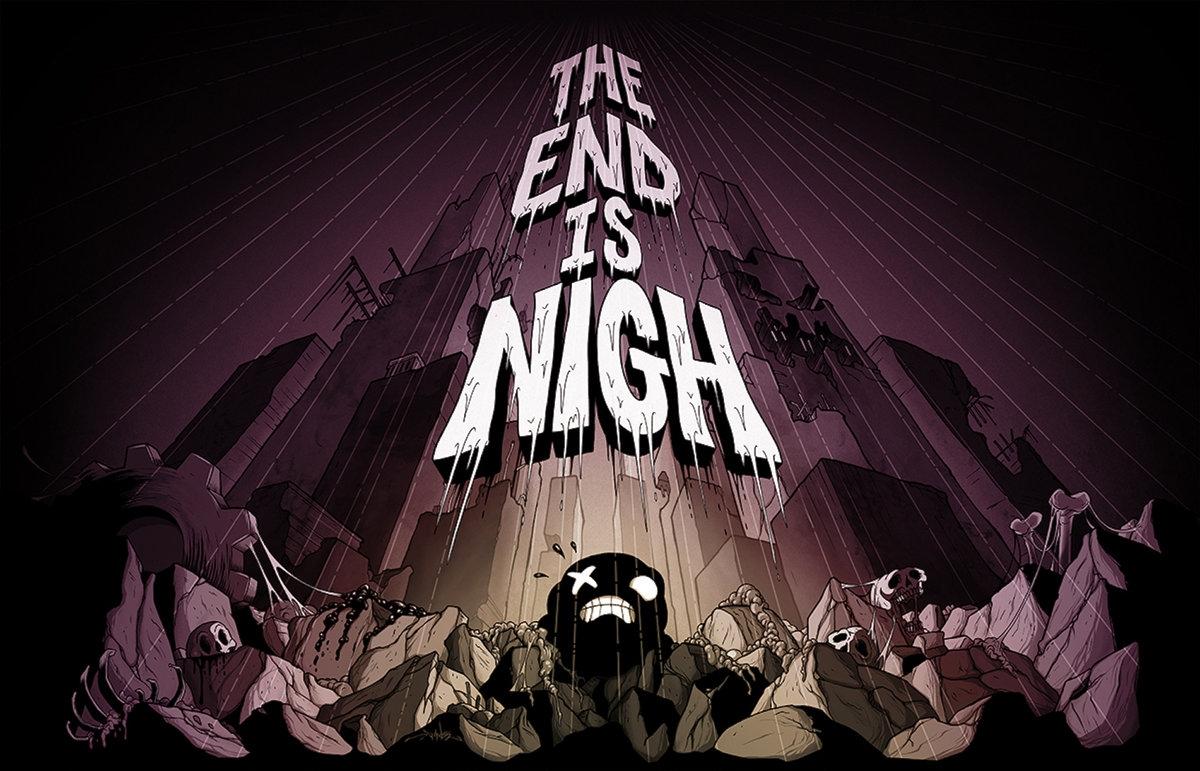 Nintendo Switch: The End Is Nigh получила дату выхода, а релиз Hollow Knight перенесён