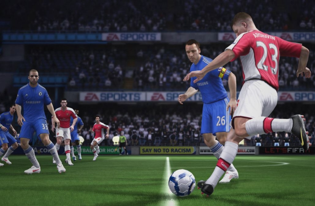 FIFA11 сделает ставку на индивидуальность