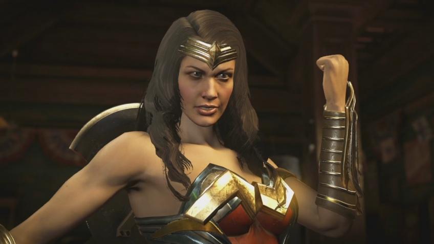 Авторы Injustice2 представили еще двух персонажей