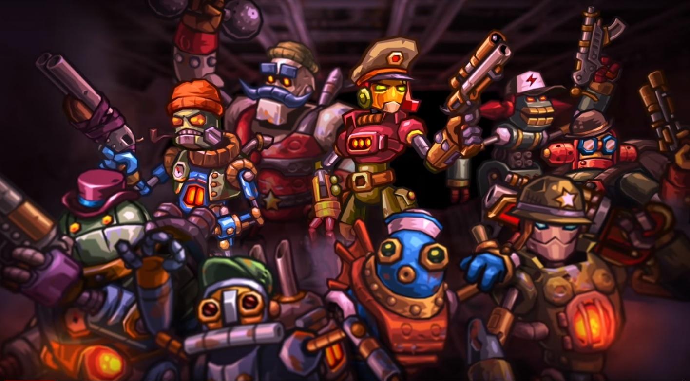 Авторы SteamWorld работают над новой игрой серии