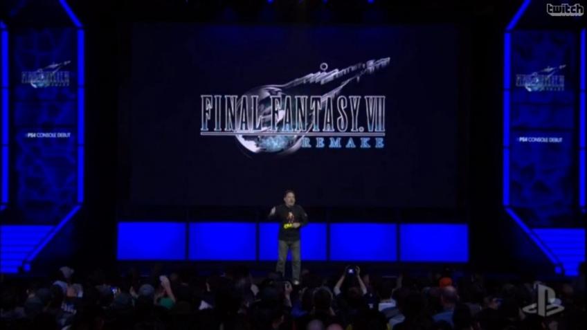 Новые кадры из готовящегося ремейка Final Fantasy VII