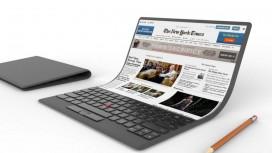 Слух: Samsung разрабатывает ноутбук с гибким экраном