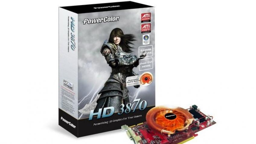 PowerColor представляет Radeon HD 3800