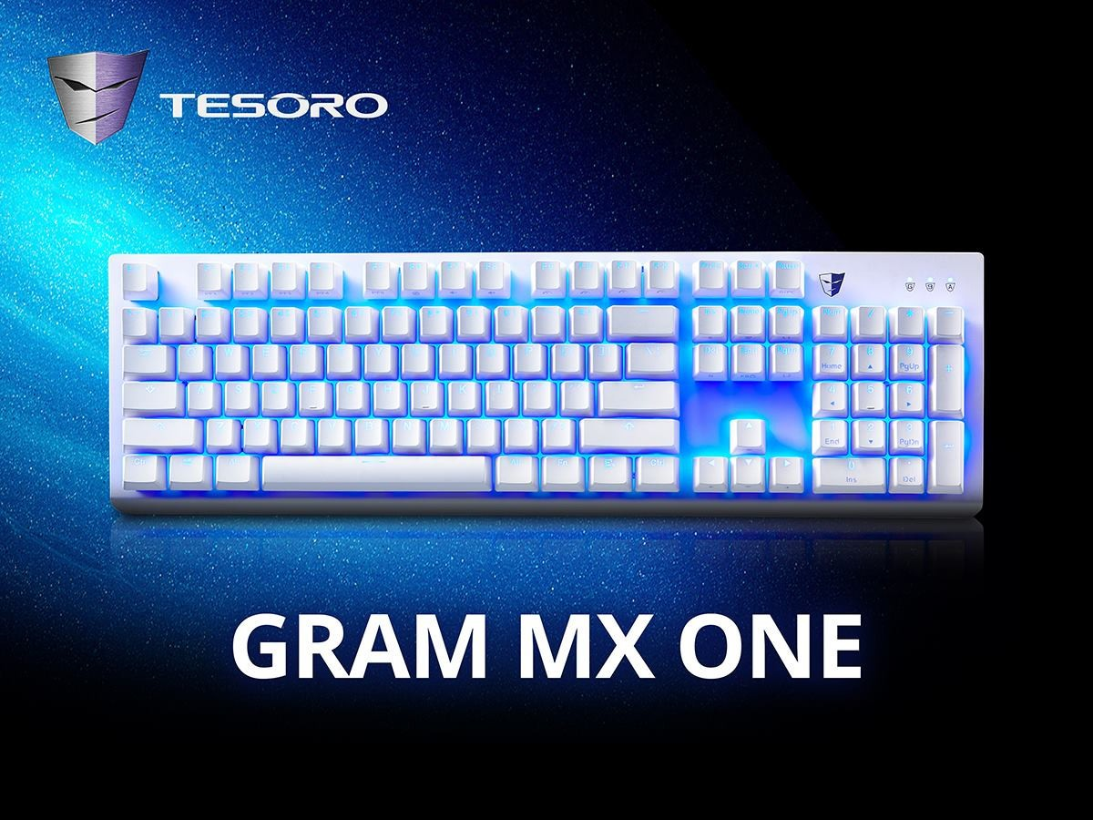 Tesoro Gram MX One — минималистичная «механика»