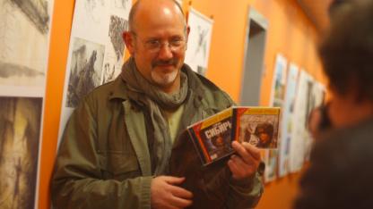 Умер Бенуа Сокаль — автор серии игр Syberia