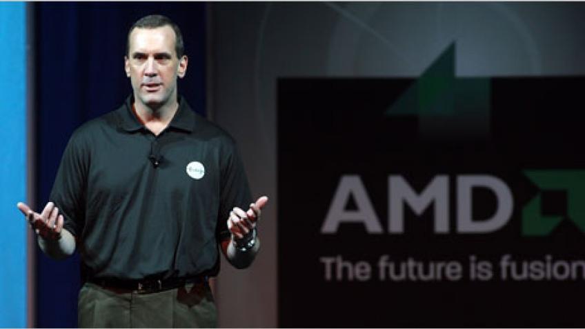 Глава AMD покинул свой пост
