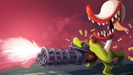 В Epic Games Store бесплатно раздают Nuclear Throne и RUINER
