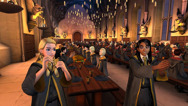 Hogwarts Mystery состоится вконце апреля— Релиз Harry Potter