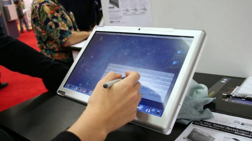 ModBook – ноутбук и планшет