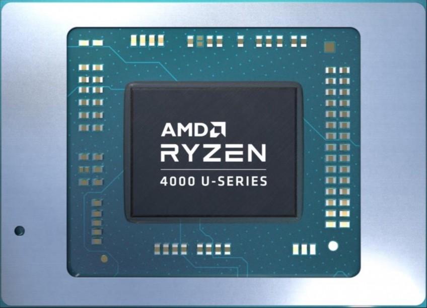 Утечка: мощность встроенной графики Ryzen 4700U оказалась выше GeForce MX250