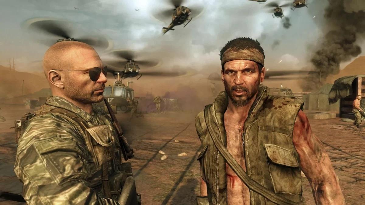 Treyarch празднует 10-летие вселенной Call of Duty: Black Ops