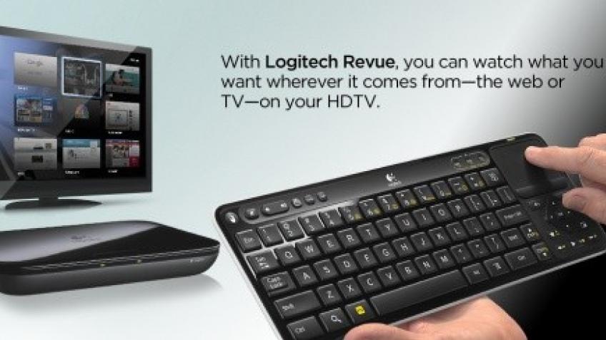 Logitech анонсировала телевизионную приставку для Google TV
