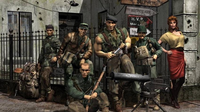 Commandos не возвращаются
