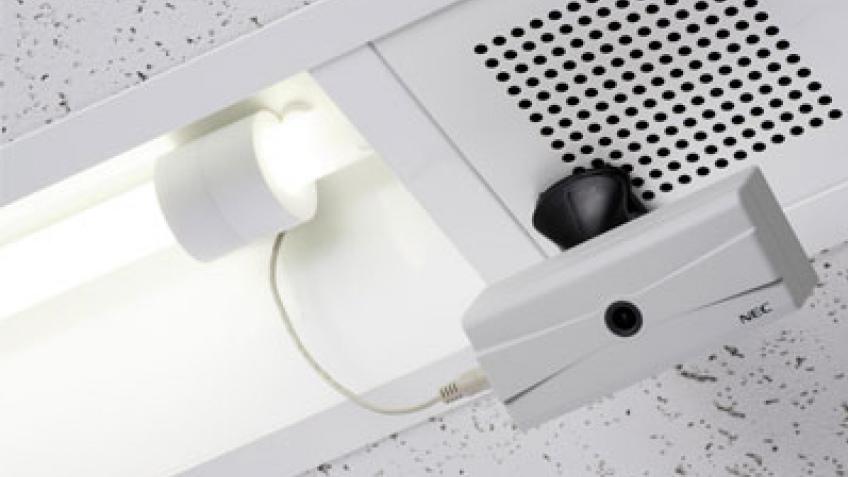 Беспроводная веб-камера без батареек