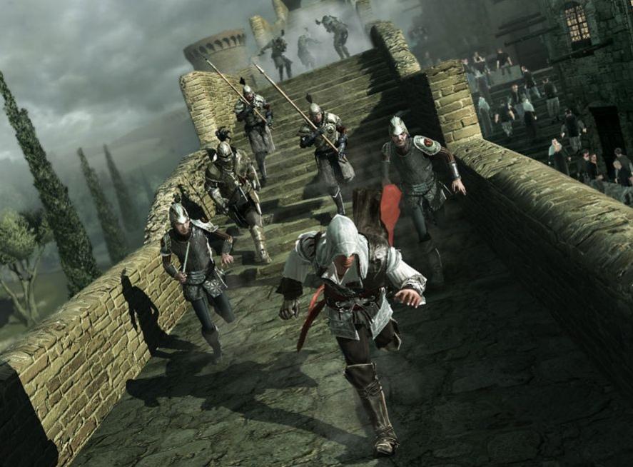 Портативная Assassin's Creed2 выйдет в срок