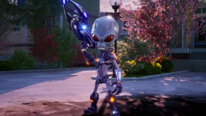 Утечка: Крипто возвращается в продолжении Destroy All Humans2 - Reprobed