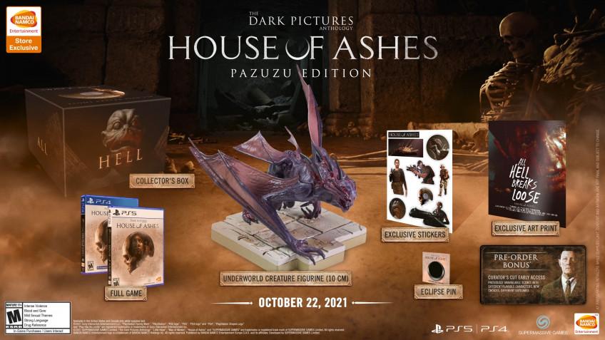 Люди — настоящие монстры: новый сюжетный трейлер The Dark Pictures: House of Ashes1