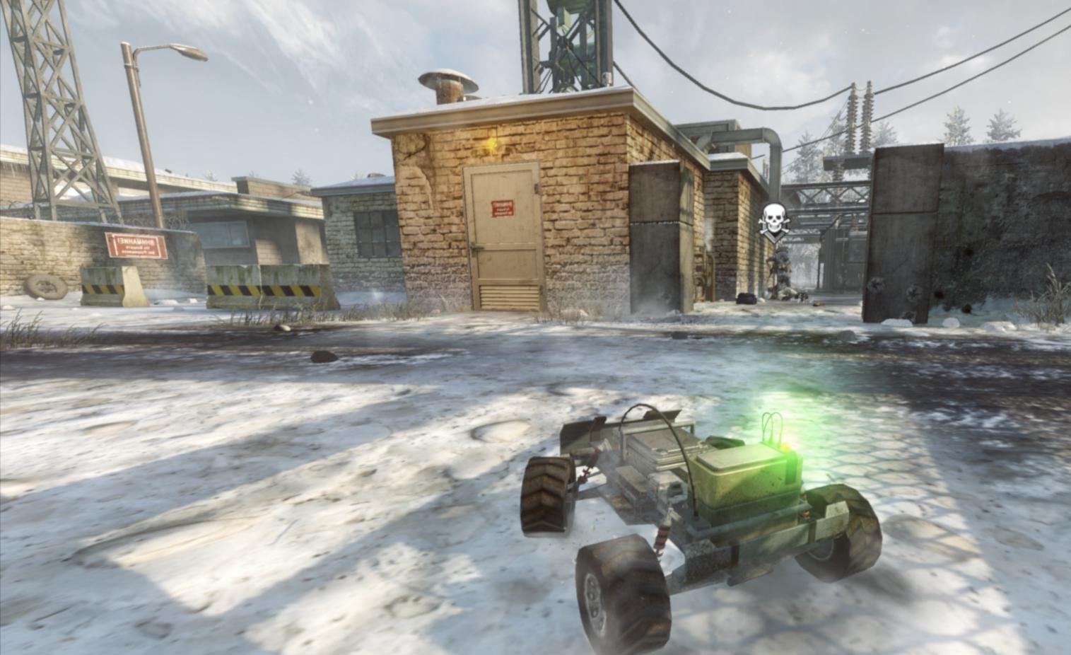 Радиомашинку RC-XD из Black Ops нашли в Call of Duty: Warzone