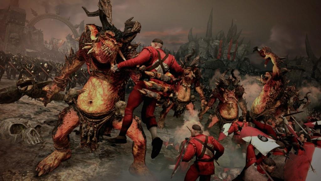 Самое важное о Total War: Warhammer в центре запуска на «Игромании»