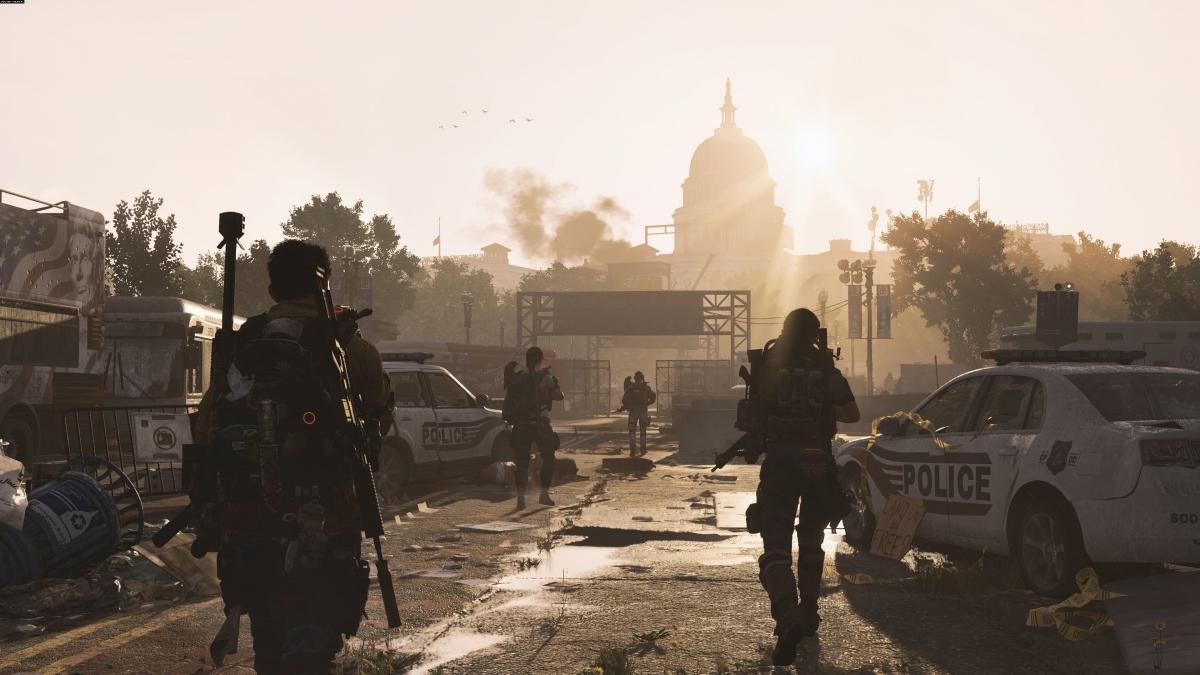 Ubisoft поделилась деталями предзагрузки The Division2 — она уже частично стартовала