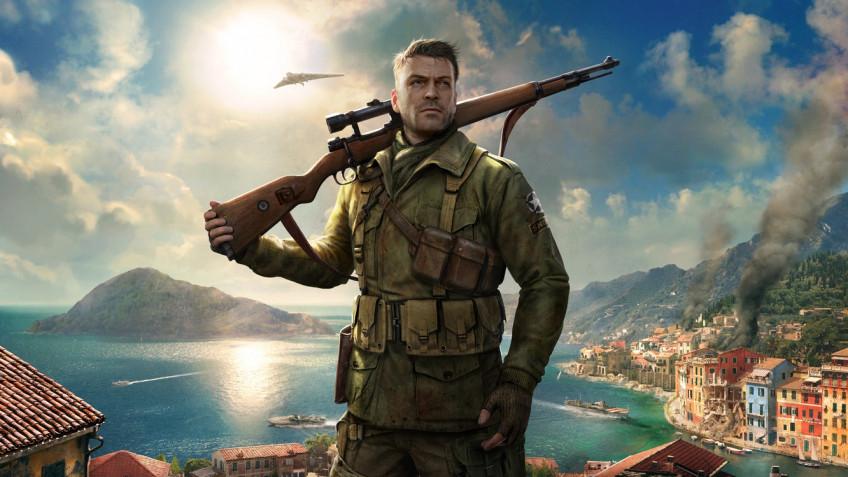 Sniper Elite4 в ноябре выходит на Nintendo Switch