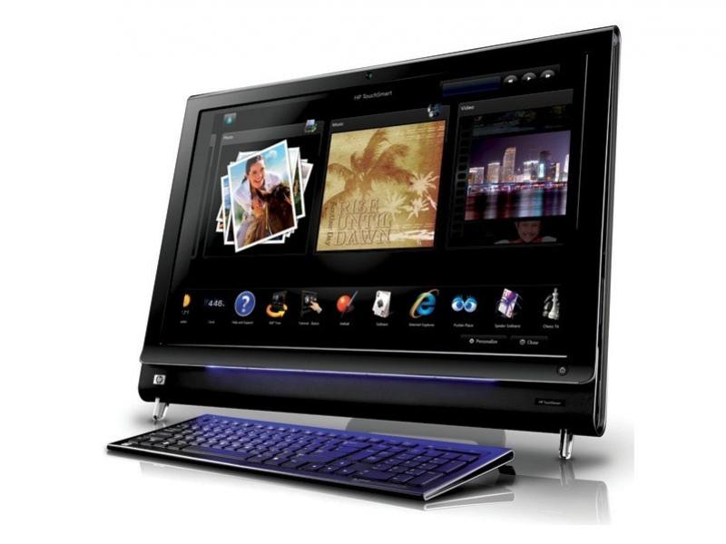 HP обновила TouchSmart