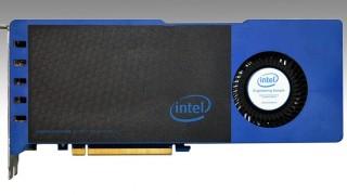 Intel приподняла завесу тайны над своими дискретными видеокартами
