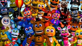 Five Nights at Freddy's World вышла во второй раз