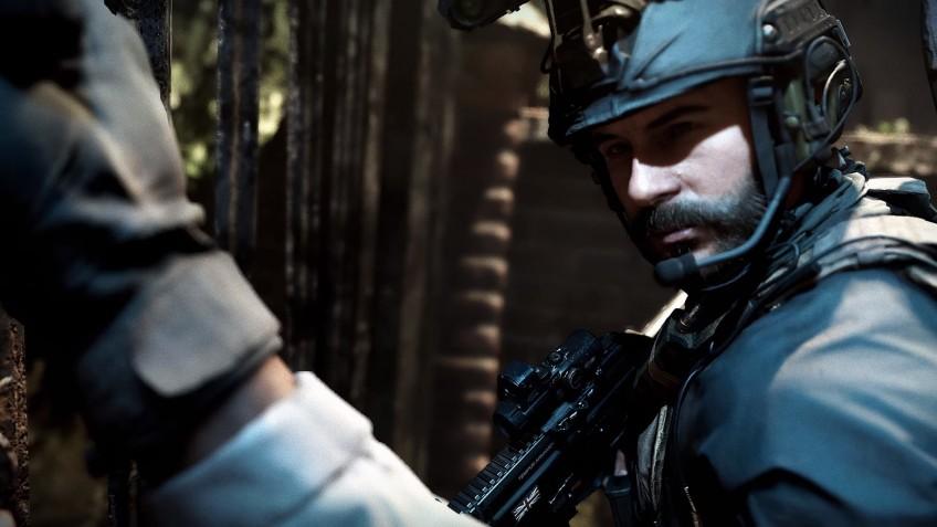 Сегодня в бете Call of Duty: Modern Warfare появится мини-карта