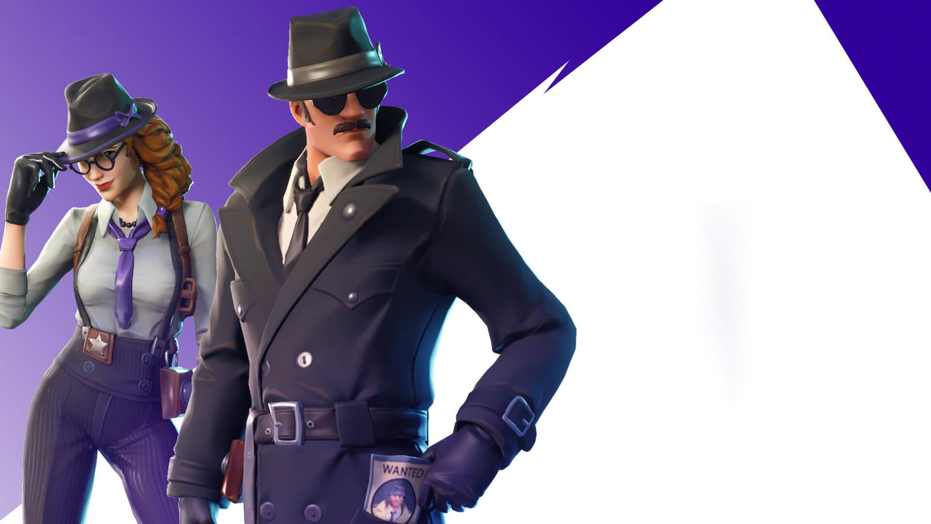 В Fortnite появился временный режим «Шпион, выйди вон» в стиле Among Us