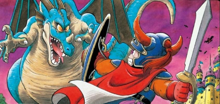 Классическая трилогия Dragon Quest выйдет27 сентября на Nintendo Switch
