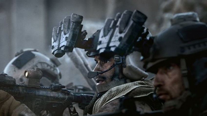 Infinity Ward показала первые киллстрики в Call of Duty: Modern Warfare