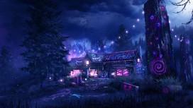 Авторы Call of Duty: Infinite Warfare готовят зомби-вечеринку в лесу